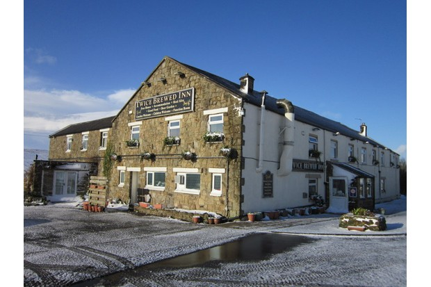 Twice Brewed Inn ©Geograph
