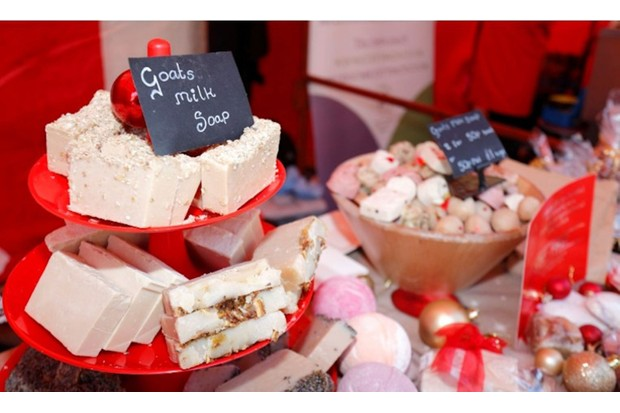Caerphilly Christmas Market