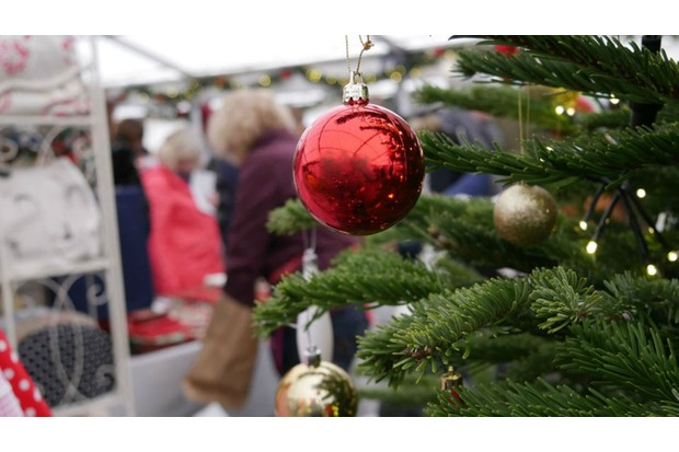 Chartwell Christmas Market (Photo by: National Trust)