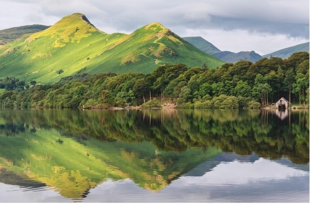 "A""proper little mountain"", a ""family fell', a ""mountain in miniature"". If ever there was a hill to be fond of, it's Cat Bells"