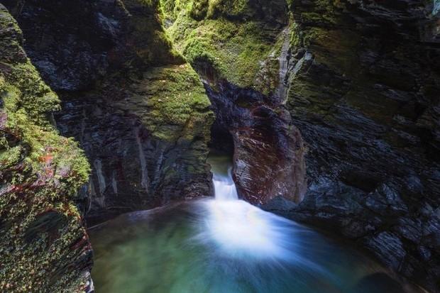 Lydford Gorge ©Getty
