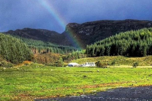 Coille Mhor, Balmacara, Highland