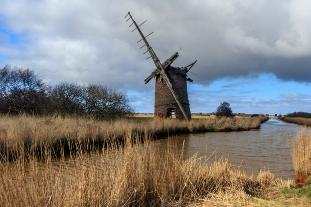 Brograve mill windpump