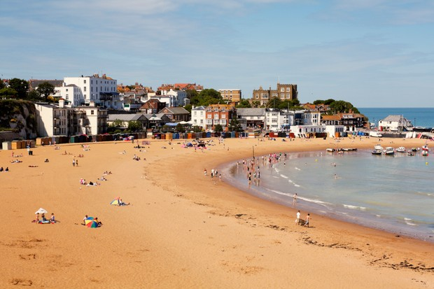 Broadstairs Beach, Kent