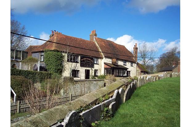The Horse Guards Inn, Tillington