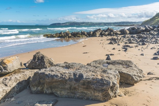 Benllech Bay, Isle of Anglesey