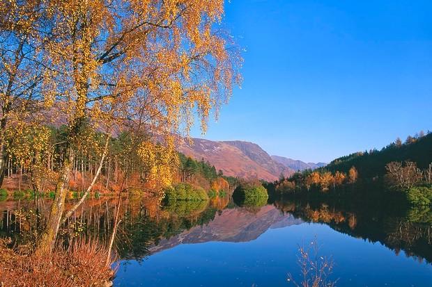 Glencoe Lochan Trail