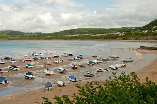 New Quay Harbor