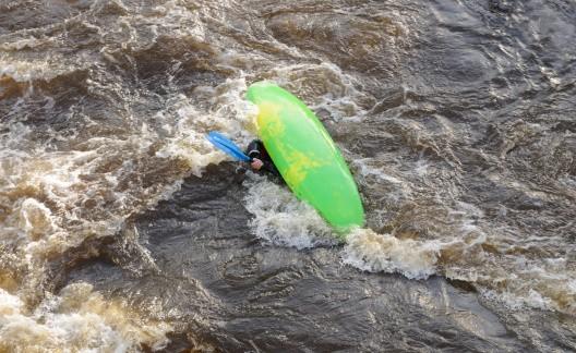 Upside Down Canoe