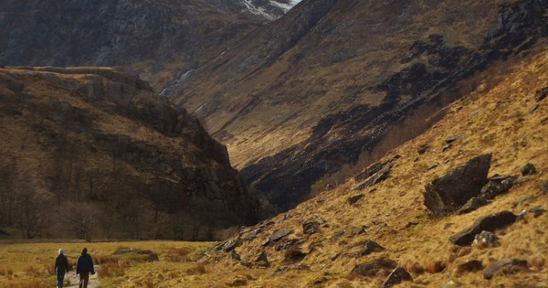 Walk: Steall Falls and the Nevis Gorge, Highland