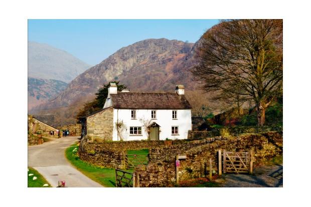 Farmhouse cottage on Yew Tree Farm