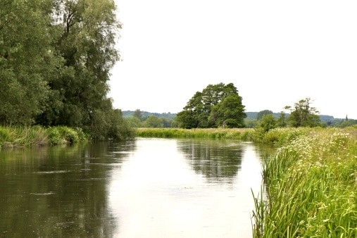 avon valley river bank hampshire