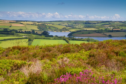 Wimbleball Lake, Exmoor National Park