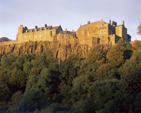 Stirling Castle  Stirling  Scotland