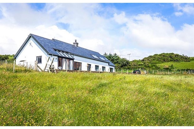 Erw Gwenllian Cottages, Wales