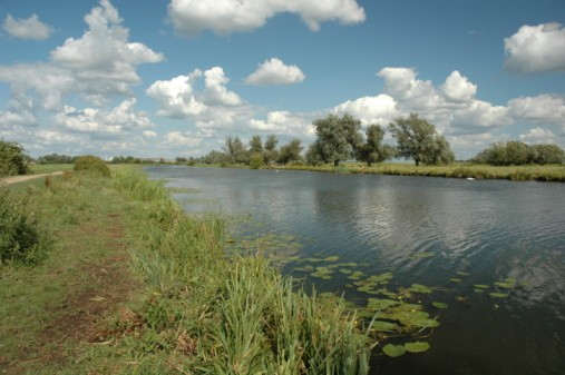 River Ouse in Cambridgeshire