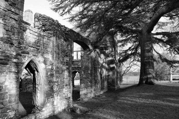Acton Burnell ruins