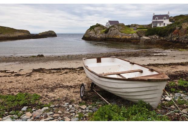 Rhoscolyn Bay, Anglesey