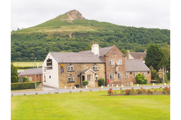 This cosy and character-filled inn sits directly beneath iconic Roseberry Topping. Recently refurbished, the pub offers accommodation and food – just the place for a hearty home-cooked meal and a pint of well-earned Yorkshire bitter