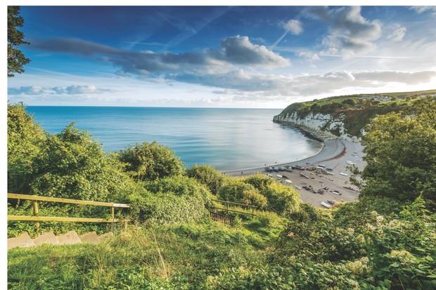 Walk: Branscombe to Beer, East Devon