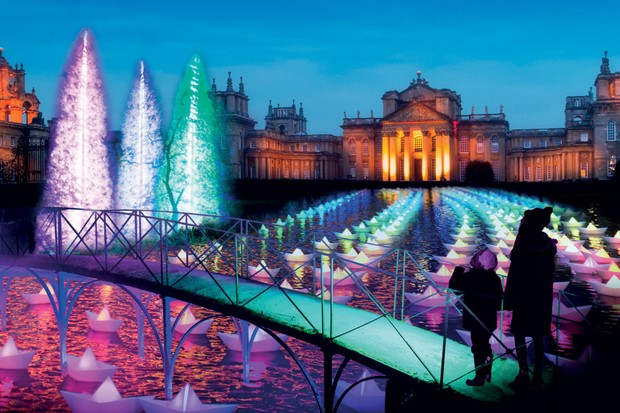 November events - Blenheim Palace Christmas Countdown