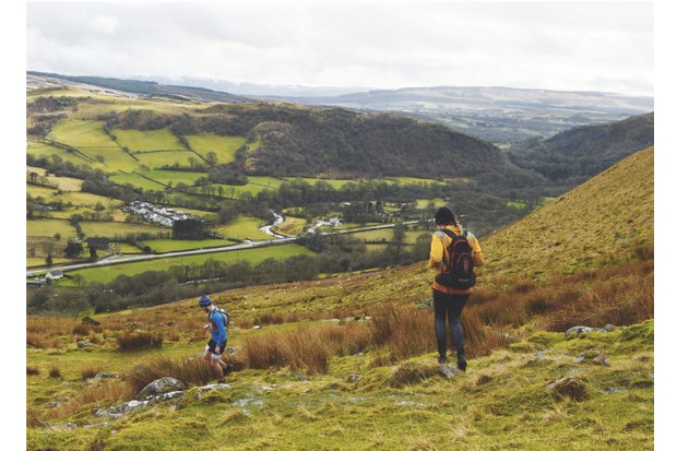 Llyn y Fan Fawr, Brecon Beacons