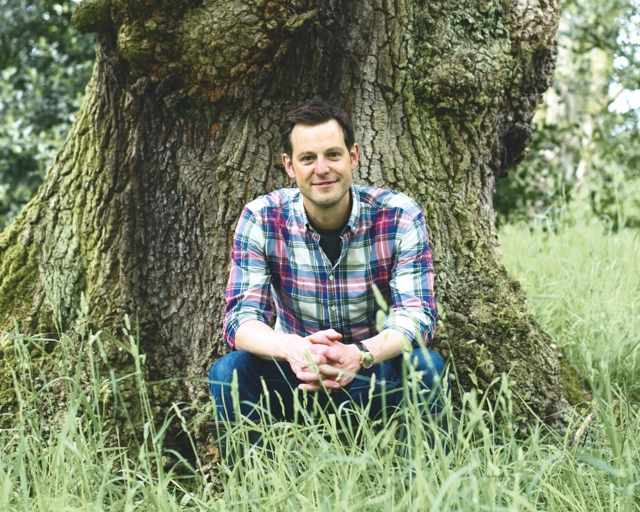Matt Baker Countryfile presenter