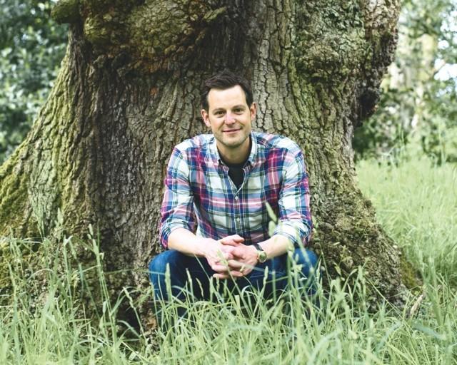 Matt Baker Countryfile presenter