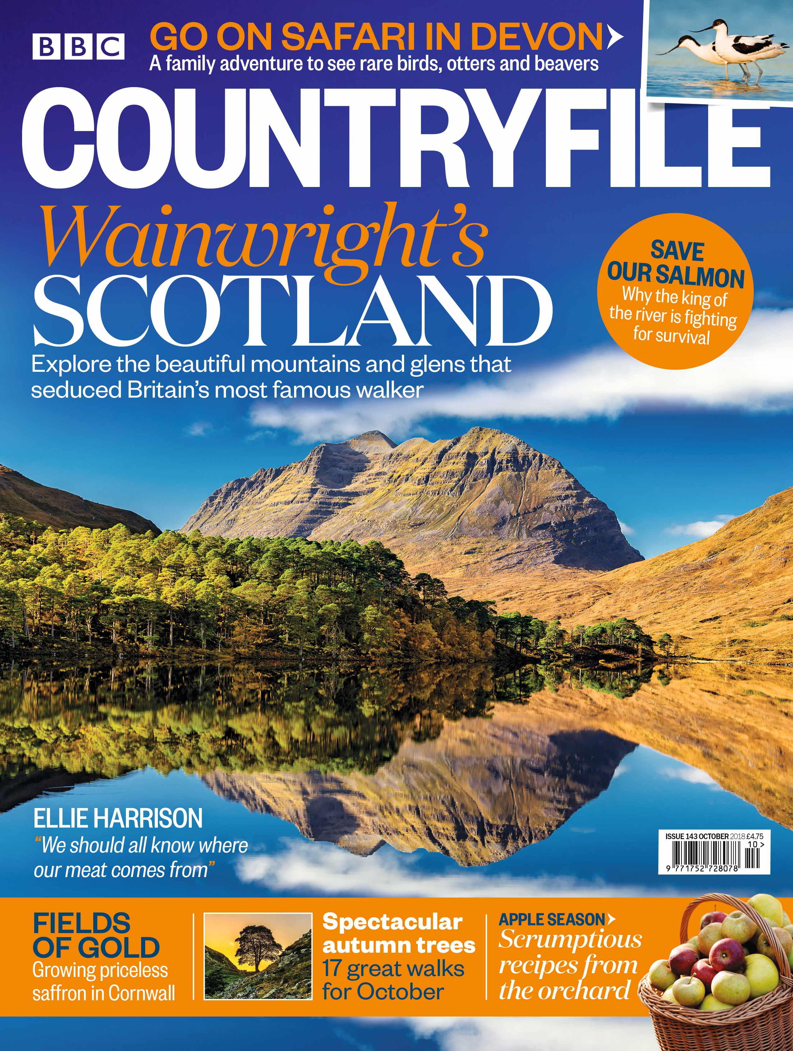Countryfile Magazine issue 143