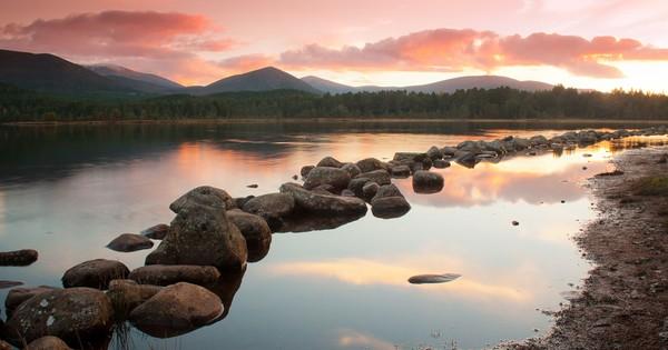 Britain's most romantic landscapes