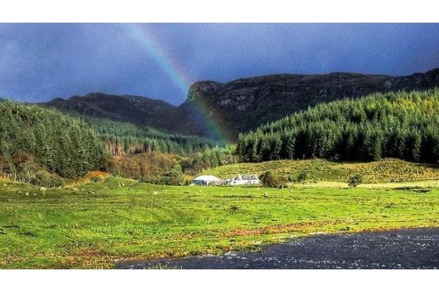 Loch Achaidh na h-Inich/Credit: Marcus Skubic