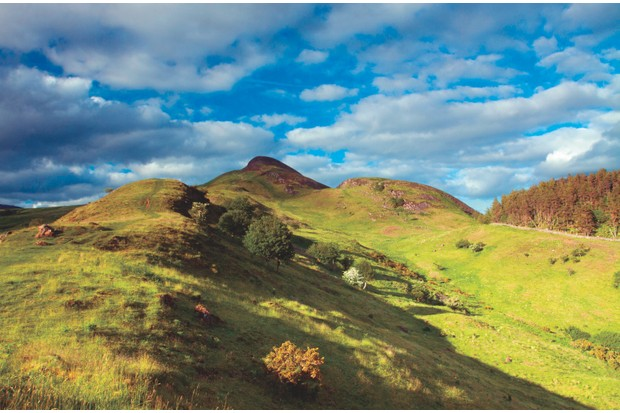 Conic Hill, Stirlingshire