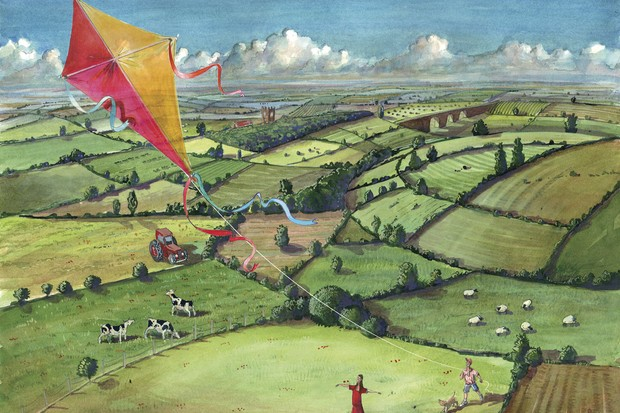 How To Make A Kite Countryfile Com