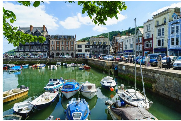 Dartmouth is a great base from which to explore the area