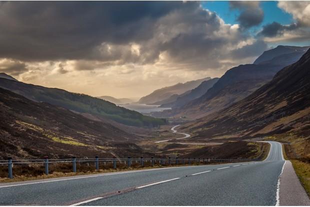 Glen Docherty, Scottish Highlands