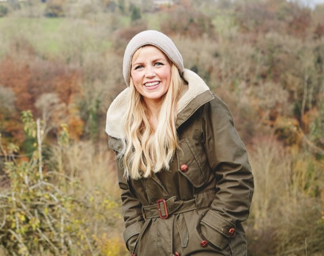 Ellie Harrison Countryfile presenter