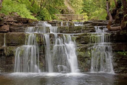 Ash Gill Waterfall