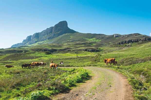 Walk Isle Of Eigg Inner Hebrides Countryfile Com