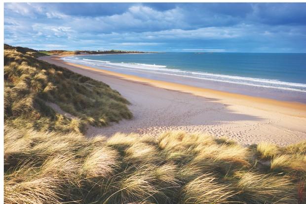 Embleton Bay, Northumberland © Tim Hurst