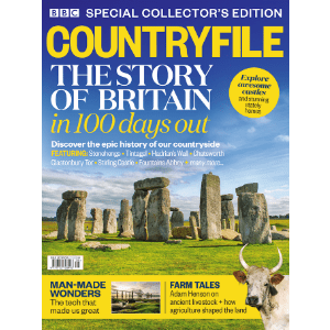 Footer countryfile magazine issue