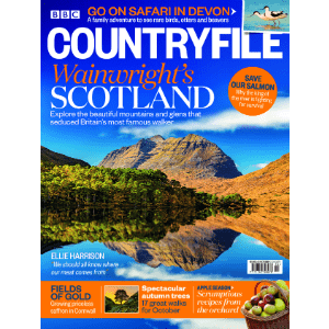 Footer countryfile scotland