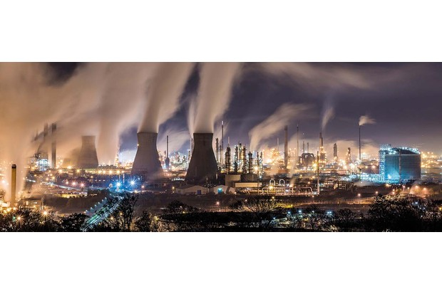 Grangemouth is Scotland's only oil refinery. As well as producing fuel for vehicles, aircraft and domestic heating, the Grangemouth site also produces a range of plastics and other products.