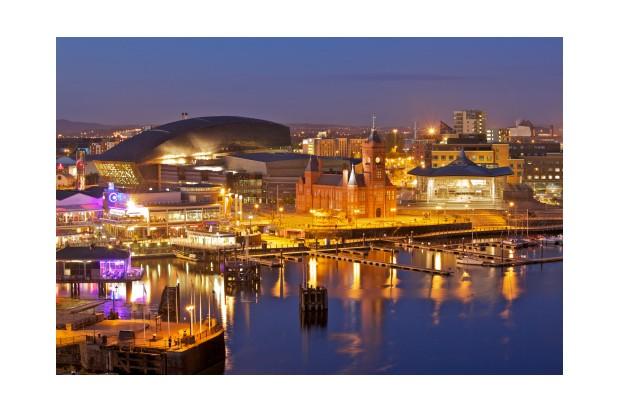Wales - Cardiff Bay