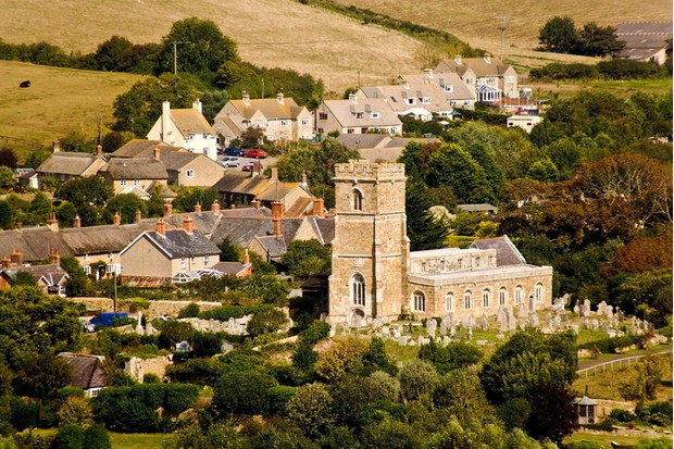 england dorset abbotsbury village