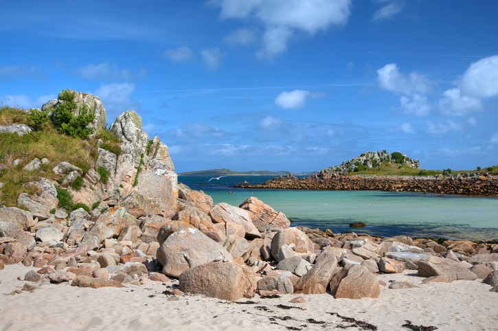 The Bar, St Agnes, Isles of Scilly, Cornwall, England