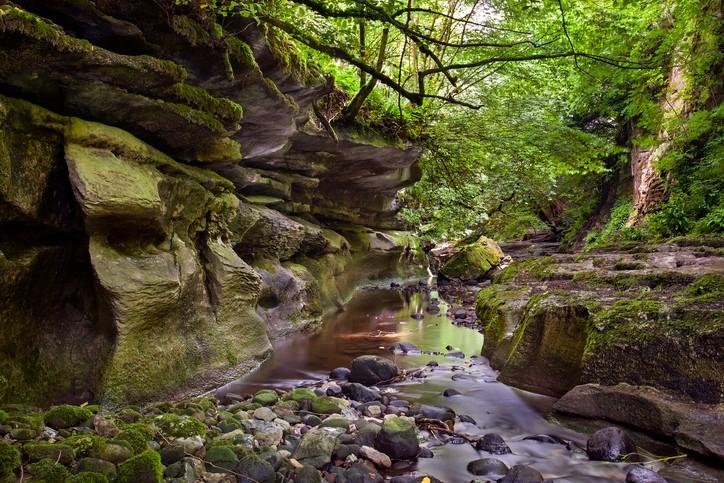 How Stean Gorge