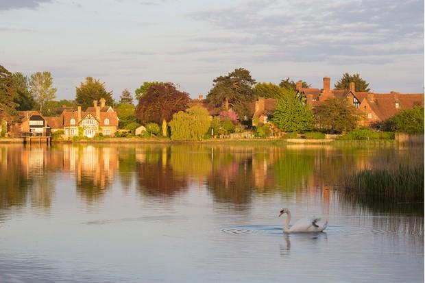 Beaulieu Pond