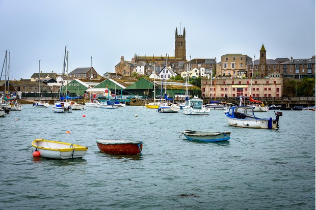 Penzance is a town, civil parish and port in Cornwall, in England, United Kingdom
