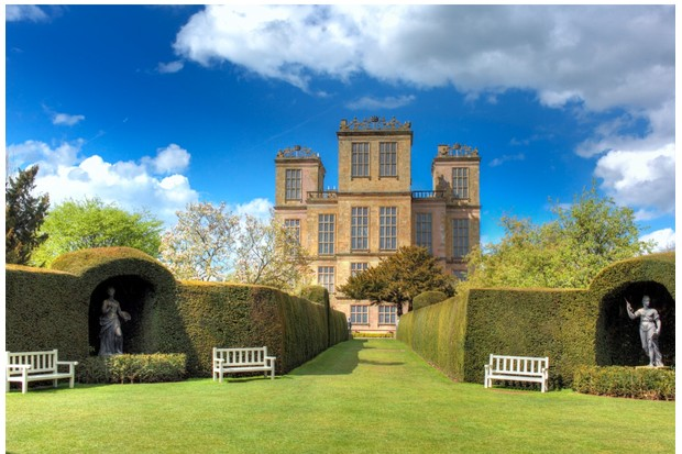 Hardwick Hall (1597), Derbyshire, England, UK