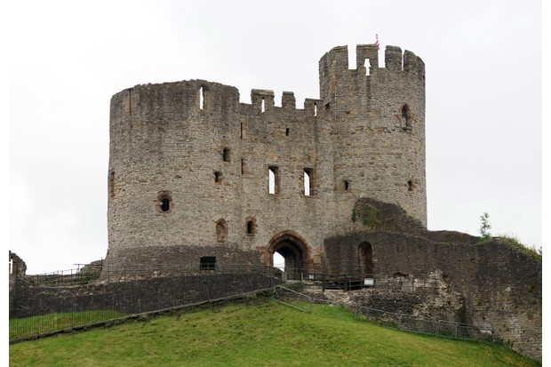 Dudley Castle, a ruined 12th century, medieval fortification in the town of Dudley, West Midlands, England. (Photo by: Universal History Archive/UIG via Getty Images)